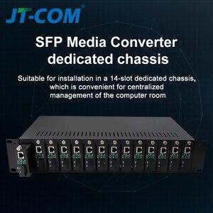 Image 5 - 1Gb Sfp Fiber Om RJ45 Glasvezel Media Converter 1000Mbps Sfp Fiber Switch Met Sfp Module Compatibel Cisco/Mikrotik/Huawei