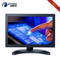 ZB101TC 59D/10.1 inch 1280x800 Full View 1080p HDMI VGA Metal Shell Driver Free Multi point Capacitive Touch Screen PC Monitor