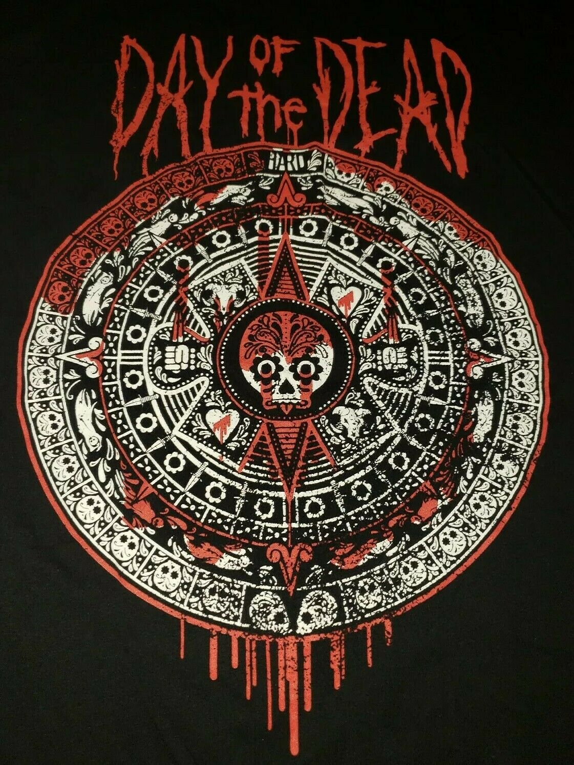 <font><b>Skrillex</b></font> <font><b>T</b></font> <font><b>Shirt</b></font> Day Of The Dead Men Unisex Size S-3Xl image