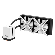 ALSEYE XTREME series AIO liquid cooler X240 Adjustable RGB lighting for LGA 775/115x/1366/2011/AM2/AM3/AM4