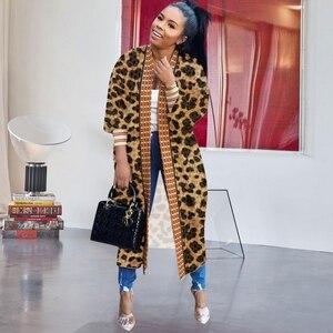 Image 1 - אפריקה מעילים לנשים אפריקה בגדי גלימה חדשה של מעיל אפריקאי ריש Bazin לנשים סקסי קרדיגן גלימת של את אחד מעיל