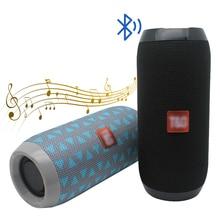 Outdoor Speaker Fm-Radio Bluetooth TG117 Waterproof Support Column Tf-Card Aux-Input