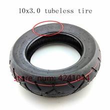 10 × 3.0 10 × 3.00 電動スクーターチューブレス真空タイヤ 10*3.0 スクーター真空タイヤ 10 インチ拡大と増粘タイヤ