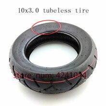 10x3.0 10x3.00 전기 스쿠터 튜브리스 진공 타이어 10*3.0 스쿠터 진공 타이어 10 인치 넓히고 두꺼운 타이어
