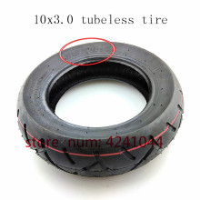 10x3.0 10x3.00 electric scooter Tubeless Vacuum tire 10*3.0 scooter vacuum tyre 10 inch widening and thickening tire