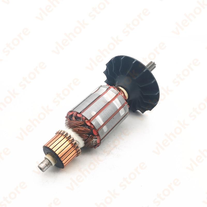 Motor Anker Rotor L/äufer f/ür Bosch GBH 4 DFE GBH 4 DSC,GBH 4 top,PBH 300 E BERNER BBH 4-30 CCE SPIT 335 W/ürth BMH 30 E