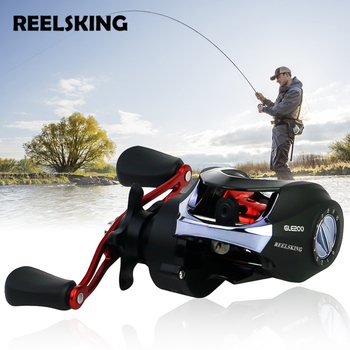 fishing reel 13 bearing large line capacity 6 3 1 lightweight left handed right handed bait casting fishing reel wheel tool Fishing Reel 13 Bearing Large Line Capacity 6.3:1 Lightweight Left-handed Right-handed Bait Casting Fishing Reel Wheel Tool