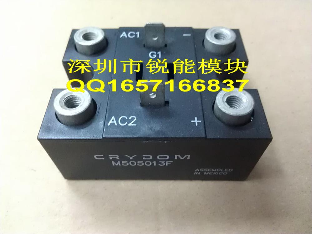 Imports of semi-controlled thyristor modules / M505013F--RNDZ