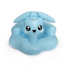 цена на Baby Kid Children Inflatable Bathroom Sofa Chair Learn Portable Multi-functional Seat for Baby Educational Toy