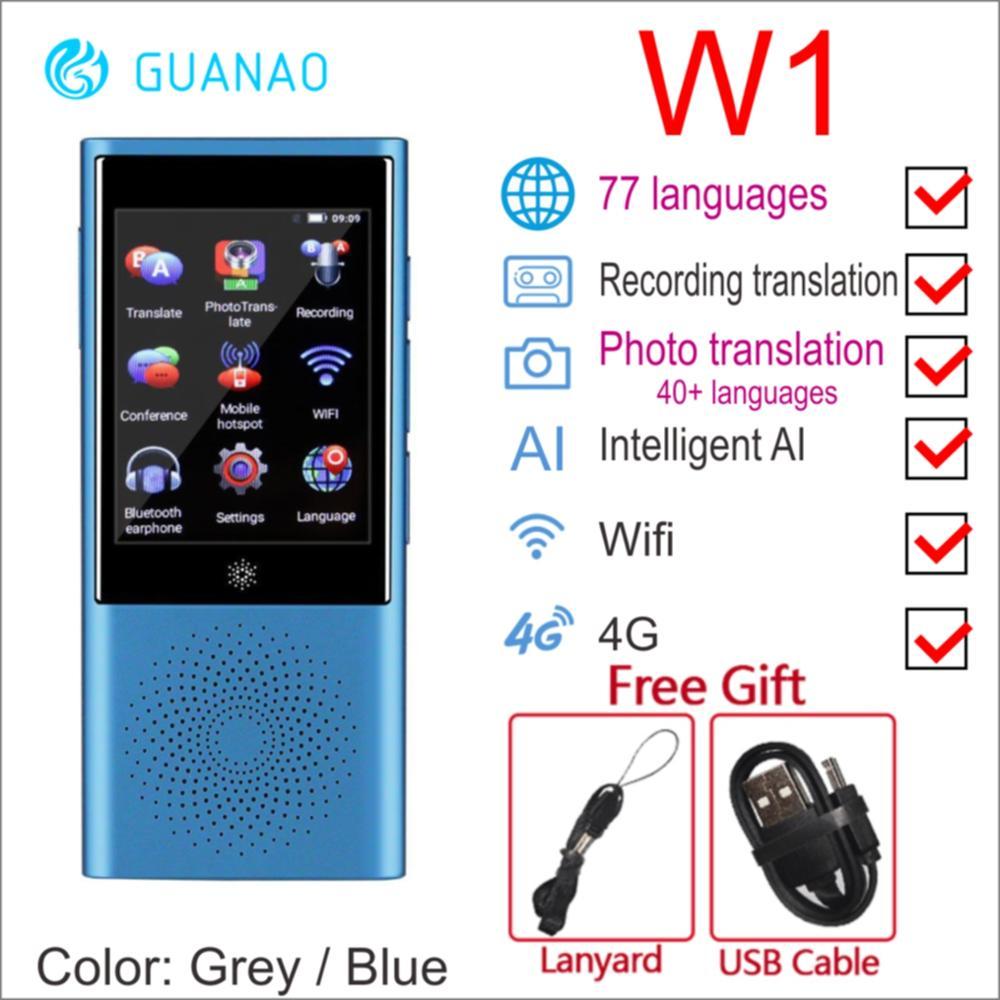 Boeleo W1 AI Translator 2.8