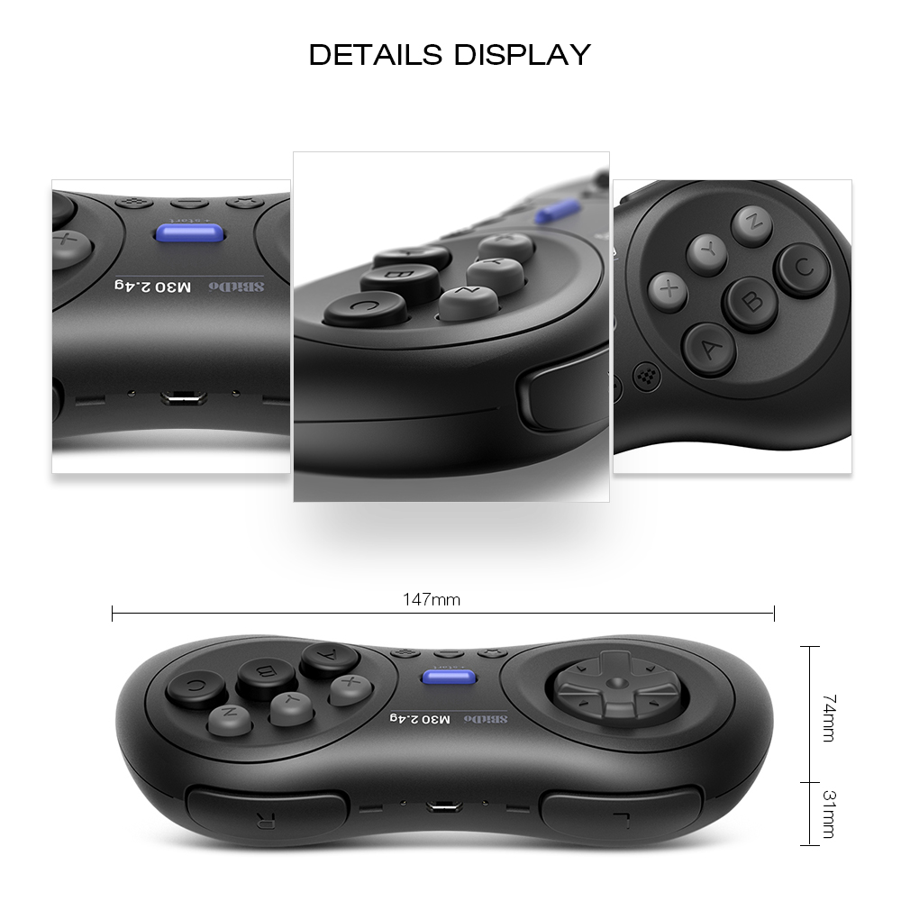 Joystick For Nintendo Nintend Switch Controller Phone Gamepad PC Mobile Android iPhone Smartphone Control Game Trigger Cellular