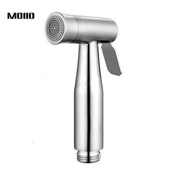 Zwei Funktionen BIdet Wasserhahn Edelstahl Hand Bidet Sprayer für Bad Hand Sprayer Dusche Kopf anal douche