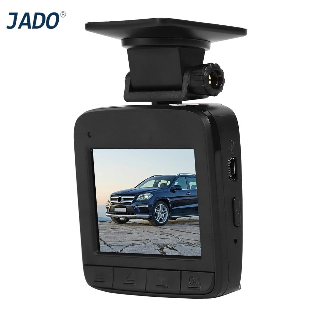 JADO Mirror Car-Video-Recorder Dashcam Car-Dvr Vehicle G-Sensor Night-Vision Portable