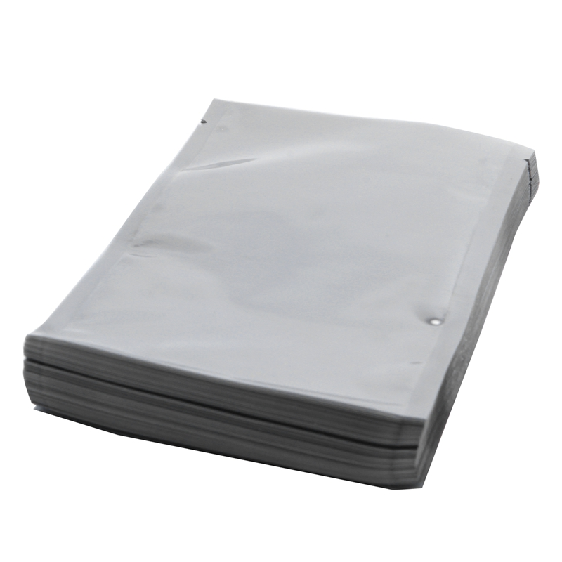 100 Pcs 6.3 Inch X 4 Inch ESD Motherboard Anti Static Shielding Bags Holder