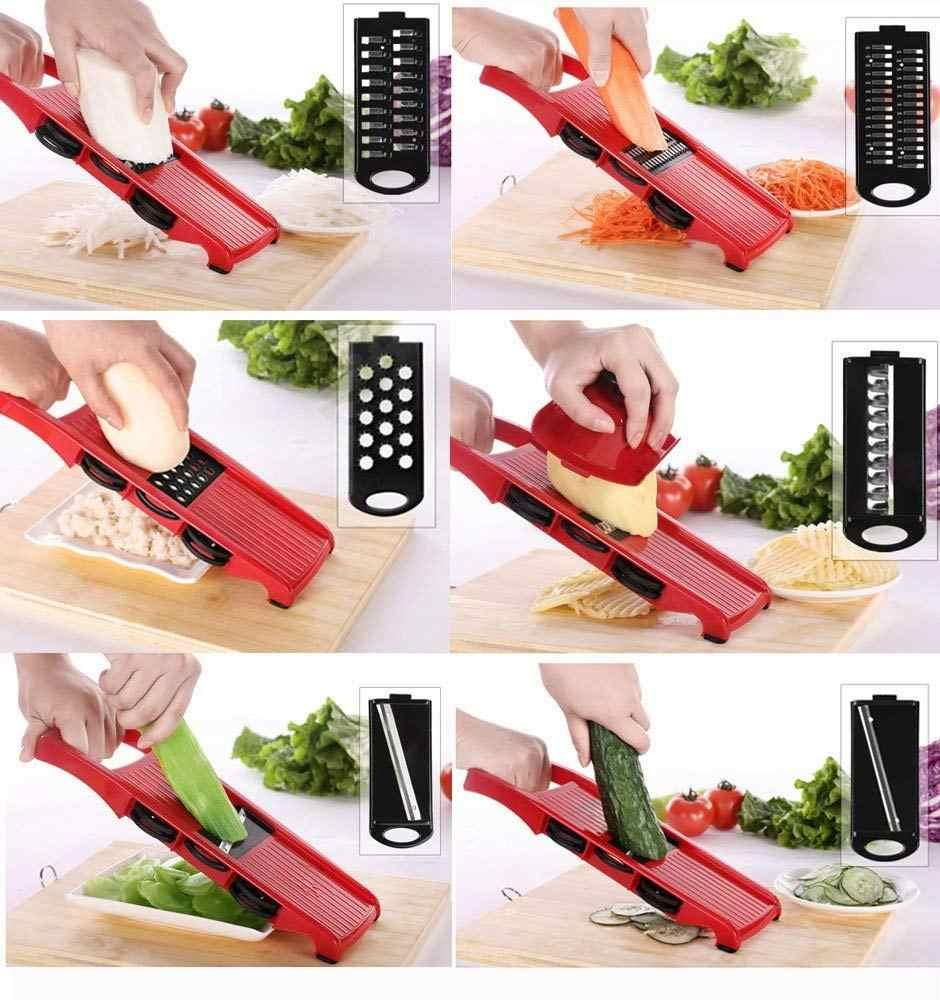 XYj овощерезка сталь лезвие мандолин измельчитель для картофеля подарок Овощечистка сыра овощная Терка кухонный инструмент