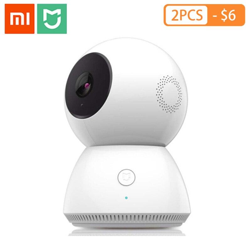 Caméra IP intelligente Mijia originale mini caméra Wifi de sécurité 1080P Webcam caméscope 360 AngleWireless Zoom magique Vision nocturne