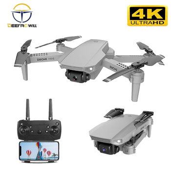 2020 NEW E88 drone 4k HD Drone With wide-angle camera drone WiFi 1080p real-time transmission FPV drone follow me rc Quadcopter
