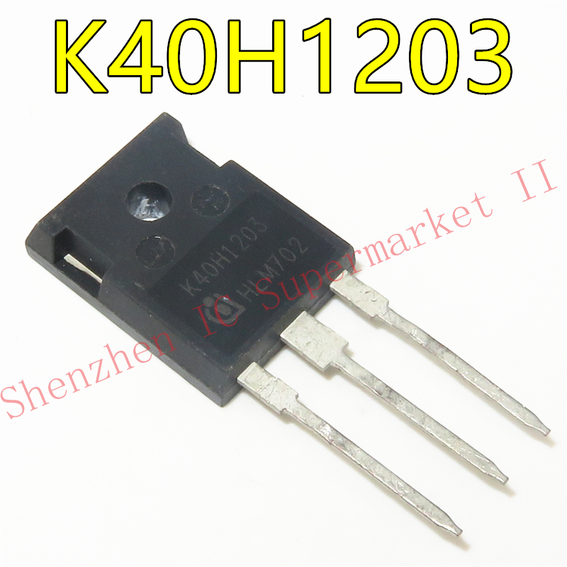 New And Original IKW40N120H3 K40H1203 TO-247 IGBT1200V 40A In Stock