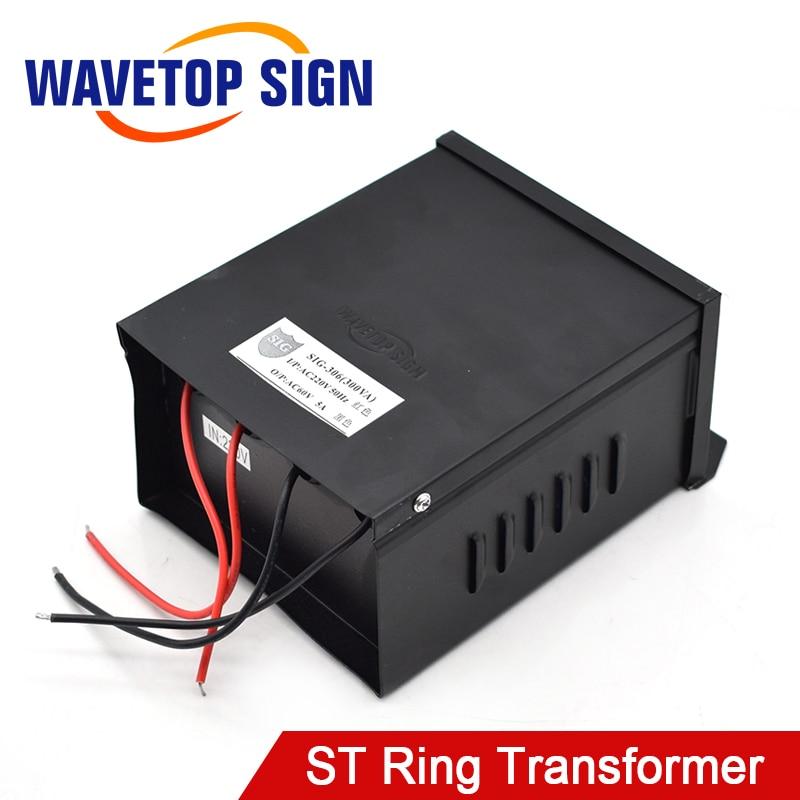 WaveTopSign ST Ring Transformator 600VA 300VA Stepper Motor Transformator 220V 60VAC 5A-in Transformatoren aus Heimwerkerbedarf bei AliExpress - 11.11_Doppel-11Tag der Singles 1