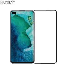 For Huawei Honor V30 Pro Glass Tempered Glass for Honor V30 Pro Film 9H Phone Screen Protector Protective Glass for Honor V30 2 in 1 full cover 9d tempered glass for huawei honor v30 v30 pro v20 screen protector