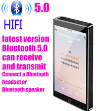 "Original ruizu H1 Bluetooth Lossless Music MP3 Player 1.8"" LCD Screen Support DSD, Lyrics Displa Bidirectional Blueto(China)"