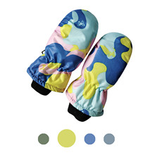 Gloves Winter Fasion Cold-Proof Outdoor Children's New And Ski Sagace