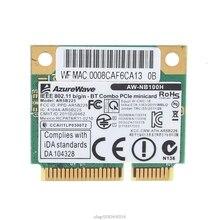 AW NB097H AW NB100H AW NB126H AR9485 AR3012 AR5B225 300Mbps 하프 미니 PCI Express BT4.0 Wlan 무선 Wifi 카드 Ja06 20 Dropship