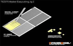 Jig 2 (GP) для легкой резки Voyager TEZ070