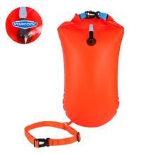 1PC Float Open Water Swim Buoy for Swimmers Surfers Snorkelers