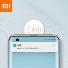 ملصق شاومي لمصد الصدمات 2 باللمس لتشغيل الفيديو والصوت عبر الإنترنت تطبيق تحكم واتصال واي فاي مفتاح لاسلكي Mijia عدة منزلية ذكية