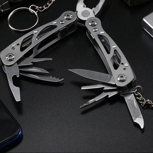 Multi Tactical Pliers Outdoor Survival Multi Tool Hunting Hiking Camping Equipment Pocket Gear Military Steel Multifunction Tool