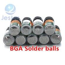 25000 pces/garrafa 0.2-0.65mm bga reballing bolas leaded para ic chip solda acessórios bola lata material sn63/pb37
