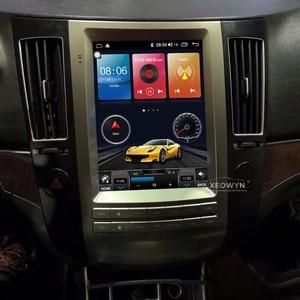 Image 2 - Tesla Style Android 8.0 9.7 Inch Car Radio For Fit HYUNDAI VERACRUZ Ix55 Navigation Gps Multimedia wifi interne