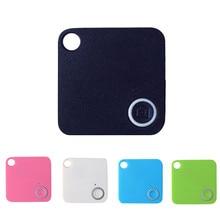Bluetooth Gps Tracker For Dog Locator Anti Lost Alarm Key Finder For Animals Children Smart Wireless Seeker Mini Gps Beacon 20Jn