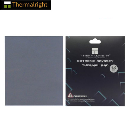 Thermalright ODYSSEY Thermal Pad Non-conductive Chipset Gpu Card Thermal Mat 12.8W/mk 120x120mm 0.5mm/1.0mm/1.5mm/2.0mm