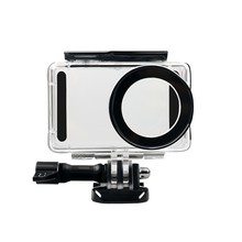 Best For Mijia 4K Mini Action Camera 45M Waterproof Diving Housing Case kit(China)
