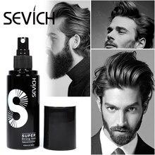 Sevich 100ml cabelo segurando spray para penteado bloqueio líquido salão de beleza homem e mulher penteado design forte exploração spray