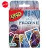 This is the Uno Varieties Frozen 2 version