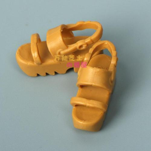 Doll Shoes Mix style High Heels Sandals Boots Colorful Assorted Shoes Accessories For Barbie Doll Baby Xmas DIY Toy 14