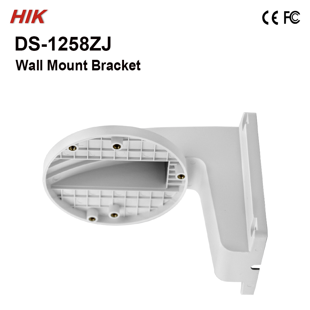 Hikvision Wall Mount Bracket For IP Dome Security Camera  DS-1258ZJ