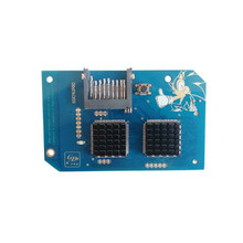 Scheda di azionamento ottico professionale per parti della scheda madre dellunità di simulazione della sostituzione della macchina da gioco SEGA Dreamcast GDEMU Pro