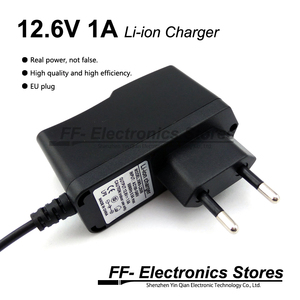Image 2 - 2020 Liitokala 12.6V 1A  3A 5A Lithium battery pack  charger 3S battery 12V charger DC head is 5.5 * 2.1mm