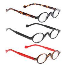 Glasses Round-Frame Readers Presbyopic Drop-Ship Small Vintage Men Women