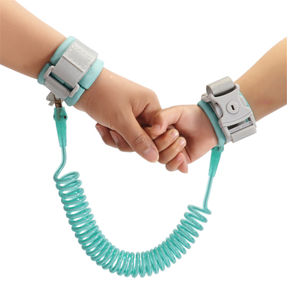 Baby Activity Accessories Child Safety Harness Leash Anti Lost Wrist Link Traction Rope For Baby Kids Traction Rope