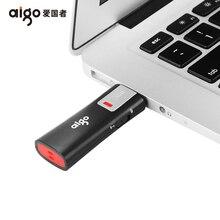 AIGO Viết Bảo Vệ Đèn LED Cổng USB Virus Bút USB 8GB Dữ Liệu Khóa USB Memoria USB pendrive CLE USB