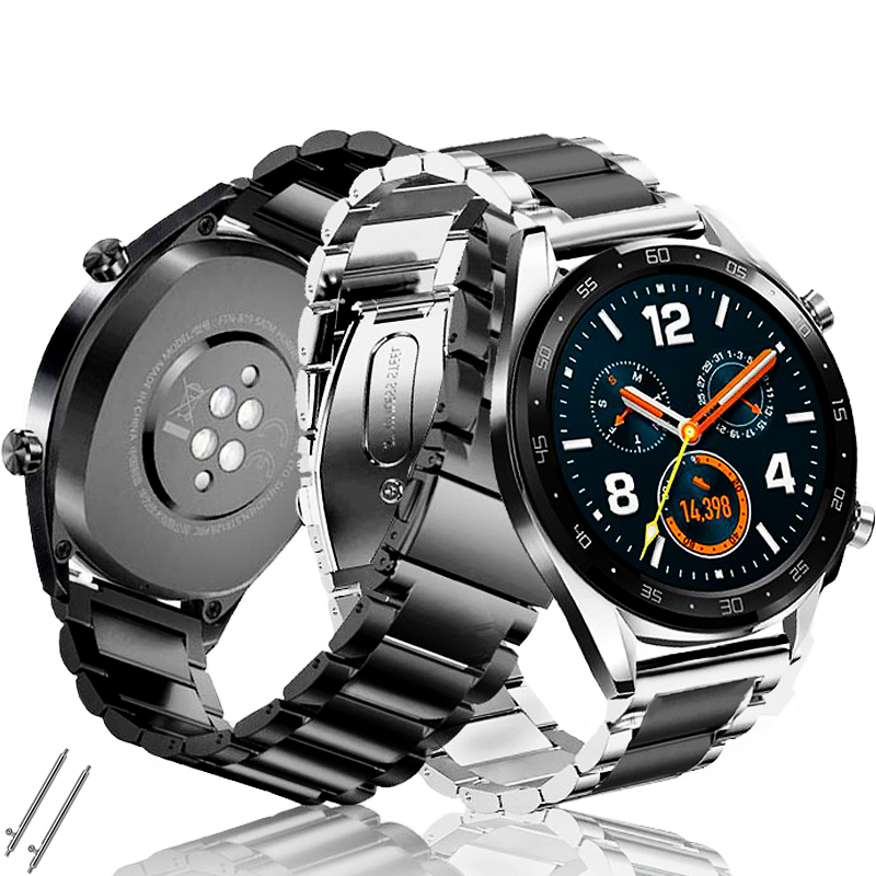20mm/22mm Huawei Watch Gt 2 Strap For Samsung Galaxy Watch 46mm 42mm Gear S3 Frontier Active 2 Amazfit Bip Amazfit Gts Band