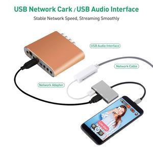 Image 4 - Cable adaptador hembra de doble puerto USB con interfaz de alimentación de 8 pines, sincronización de carga, transferencia de datos para iOS 9 A 12, iPhone, iPad Mini
