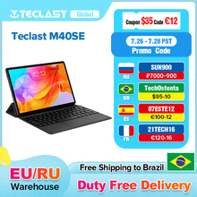 Teclast M40SE 10.1 Inch 1920×1200 Tablet Android 10.0 Octa Core 4GB RAM 128GB ROM 4G Network&Call Dual SIM Type-C 2MP&5MP GPS