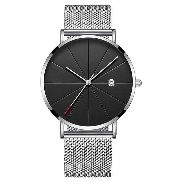 H050d87621f9347afa7fae96927556321c Men's Watch Luxury Ultra-thin Watch