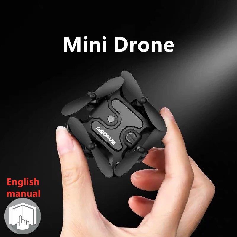 Mini RC Drone 4K videocamera HD Drone professionale telecomando Drone elicotteri Quadcopter